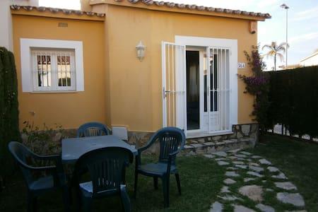 Alquilar Adosado en Oliva - Oliva - Villa