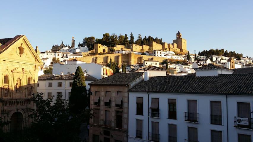 Apartment  1 Antequera: con vistas y muy céntrico