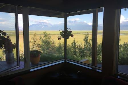 EYEMAX Alaska: Seeing is believing! - Wasilla