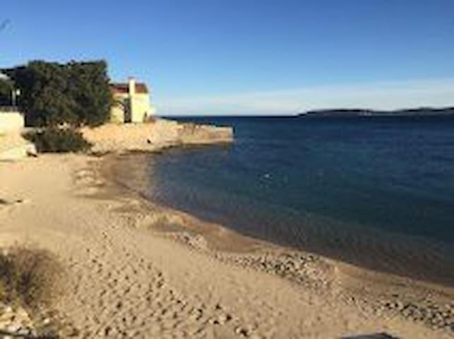 maison au bord de l'eau vue panoramique
