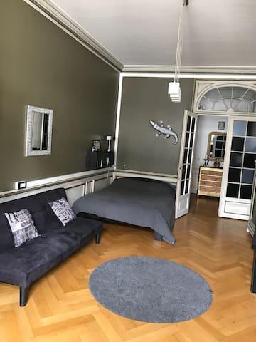 Très rare: Chambre dans très bel appartement