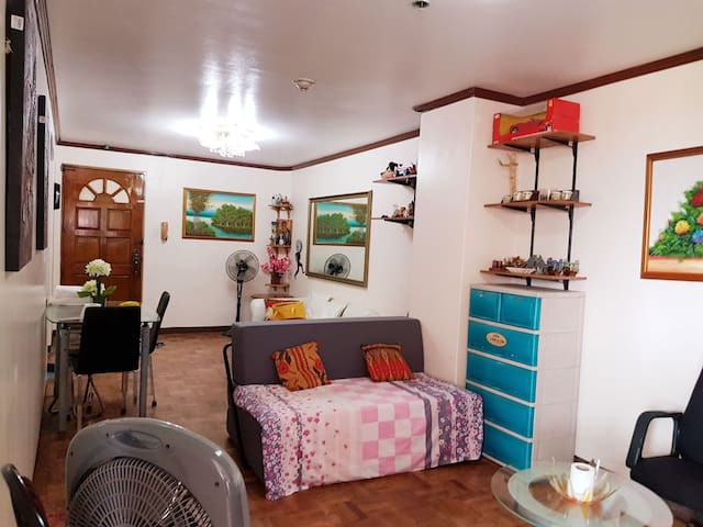A comfortable place for bonding in quezon city