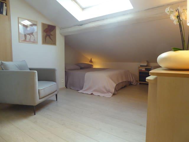 Votre belle chambre