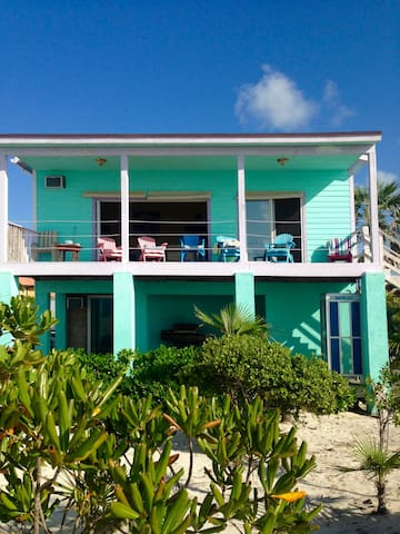 Cat Island Beach House