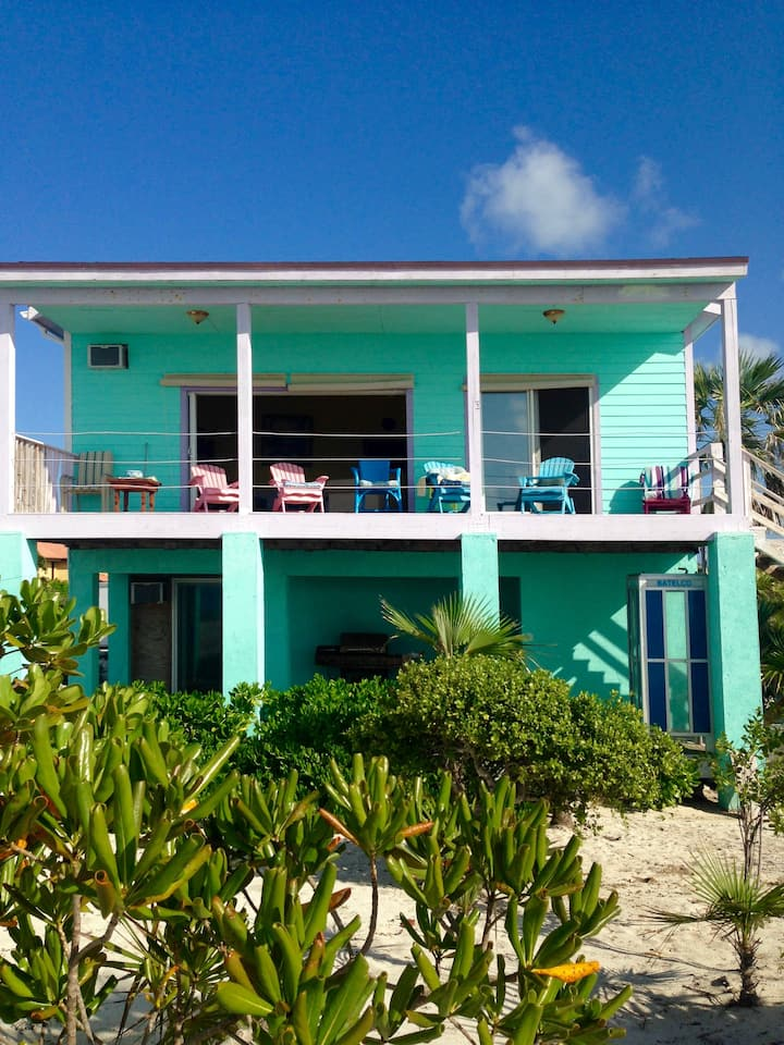 Cat Island Beach House