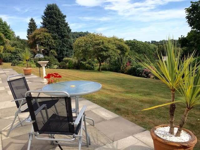 Peaceful location, stunning views - Lustleigh - Apartament