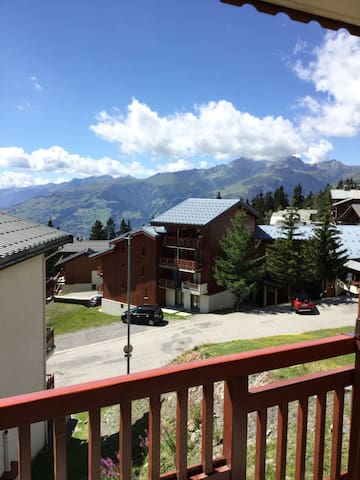Appartement 4 personnes la Rosiere - Montvalezan - Apartment