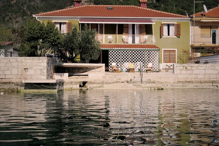 APARTMAN IN FRONT OF THE SEA - Cres - Gjeste suite