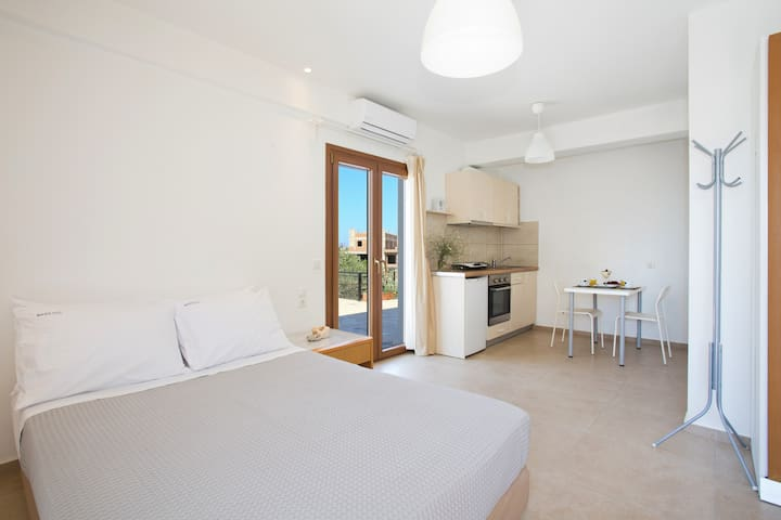 Apartment in Gouves - Basilico Hotel