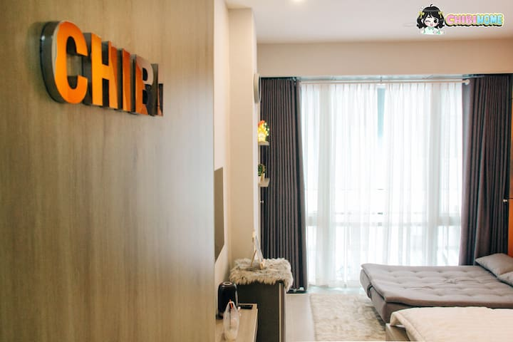 """Chibi Home """"Fully equipped home @ BenThanh Market"""""""