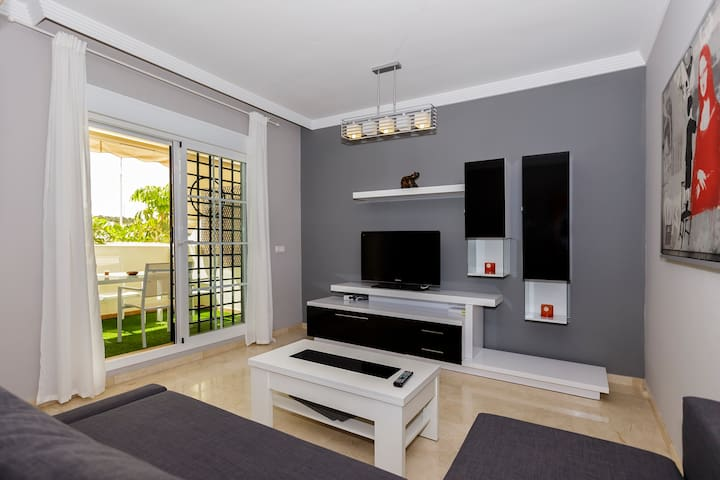 Modern apartment in Benalmadena Golf - Benalmádena - Apartemen