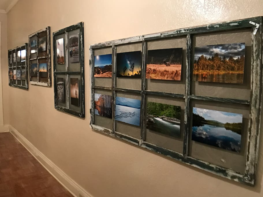 Gallery Wall - Common Space