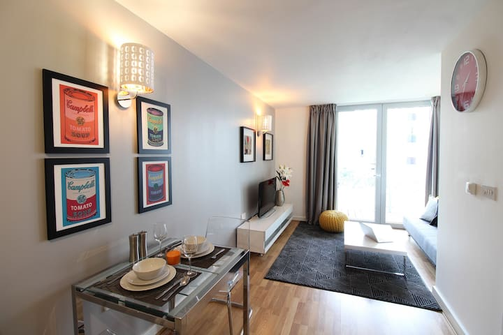 Quadrant Court - London, Wembley - Wembley - Διαμέρισμα