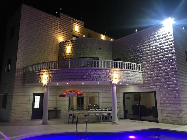 Sharabati villa