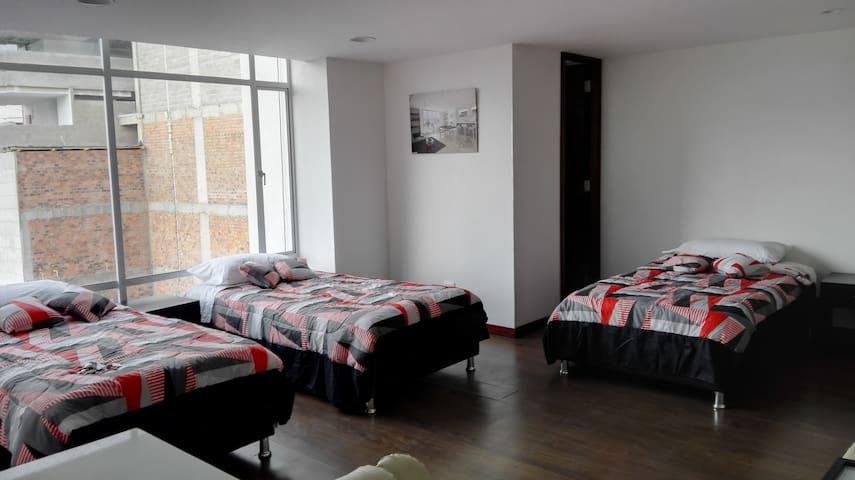 Apartamento Ambiente Familiar