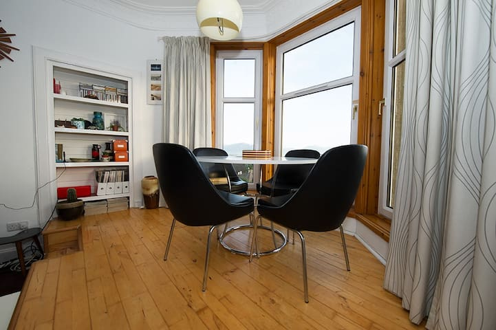 A Beaut of a flat in Ardbeg! - Isle of Bute - Apartamento