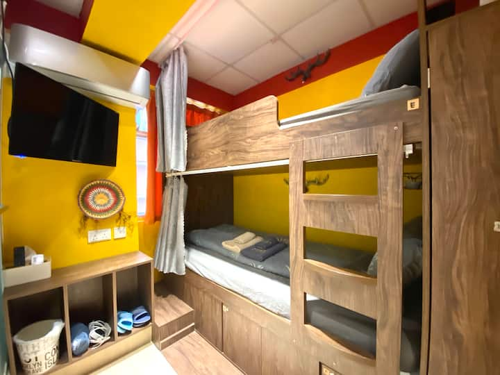 <Monthly$5500!> Country Twin Bunk Room,  MTR 4mins