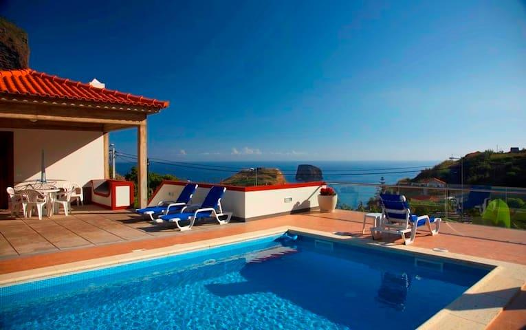 Villa Ricardo - A Charming Villa - Madeira - Casa