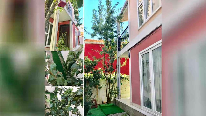 Duplex Villa with garden / Bahçeli villa