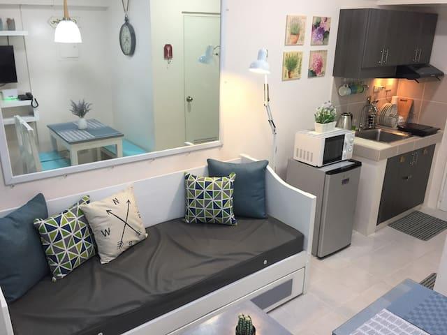Living Space for bonding