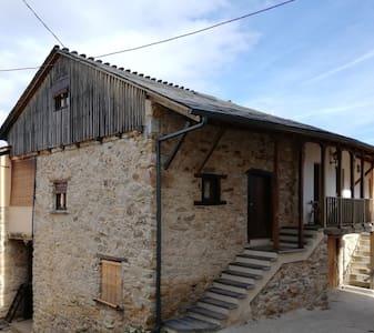 Casa David, el encanto de las Medulas