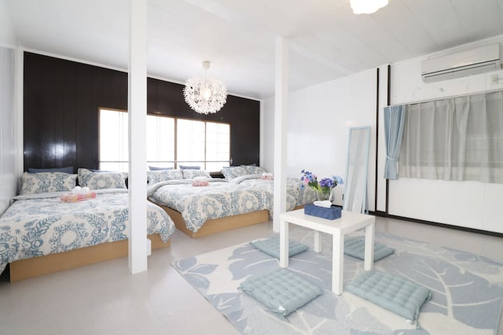 Refreshing house in Akashi-5min walk JR Akashi sta
