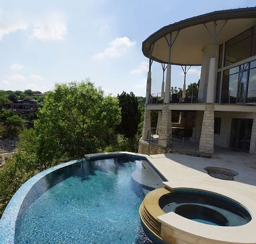 Lakeway Lago Villa (Lake Travis Deep Cove) - Austin