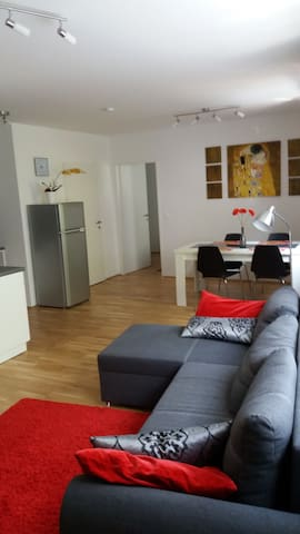 New Apartment close to VIC, UN