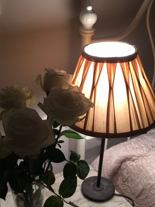 A romantic retreat
