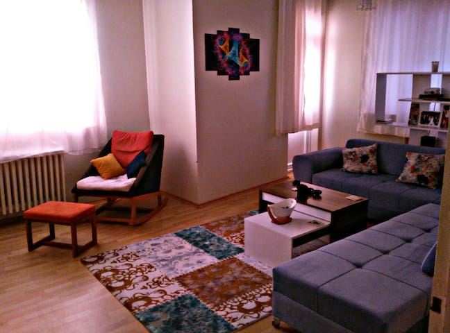 Eskişehir City Center clean&modern flat - Odunpazarı - House
