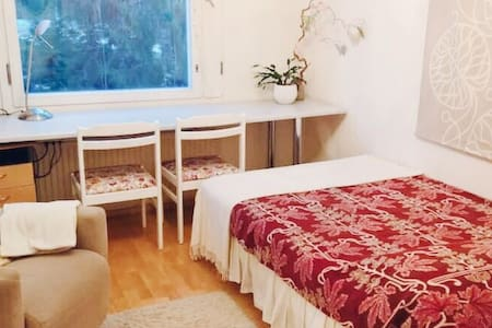 Nice and cosy room near city center - Tampere - 公寓
