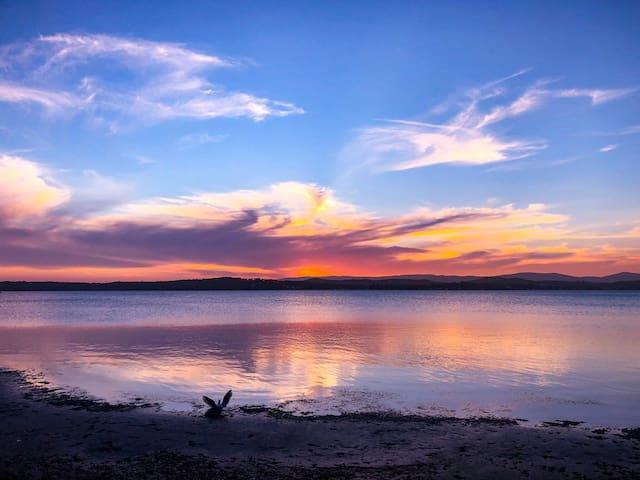 Lake Macquarie walk @ Warners bay