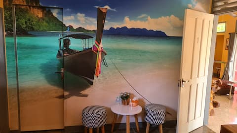 Gili Room at Dewi Sri Guesthouse
