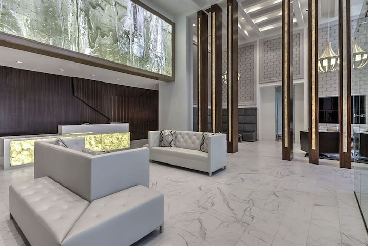 Spacious Studio with large balcony