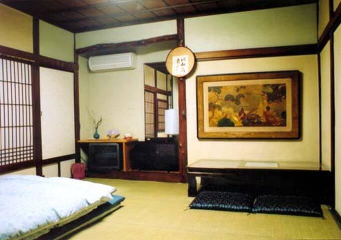 Hachi-jo at Tama Ryokan
