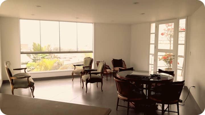 Cute and cozy bedroom - RINCONADA - LA MOLINA