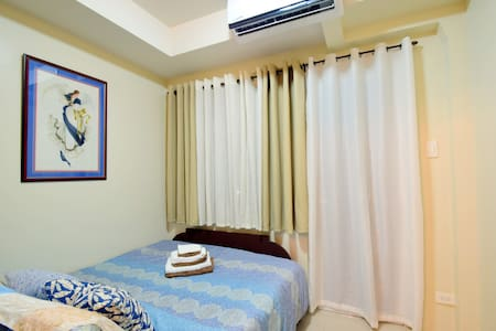 Cozy 1BR @ Shell Residences next to Sea MOA Pasay - Appartement en résidence