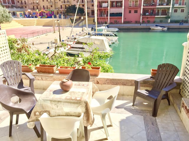 ROMANTIC APT. IN LITTLE VENICE WIFI - Alboraya - Apartment