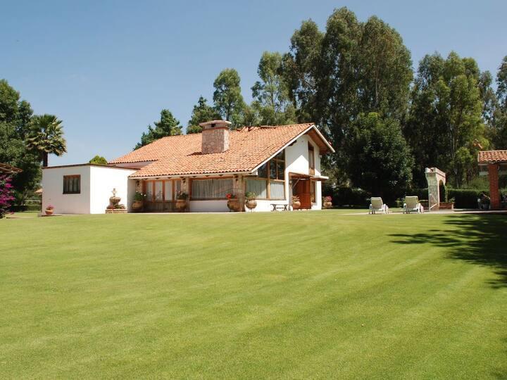 Casa Renta Tequisquiapan El Gavillero