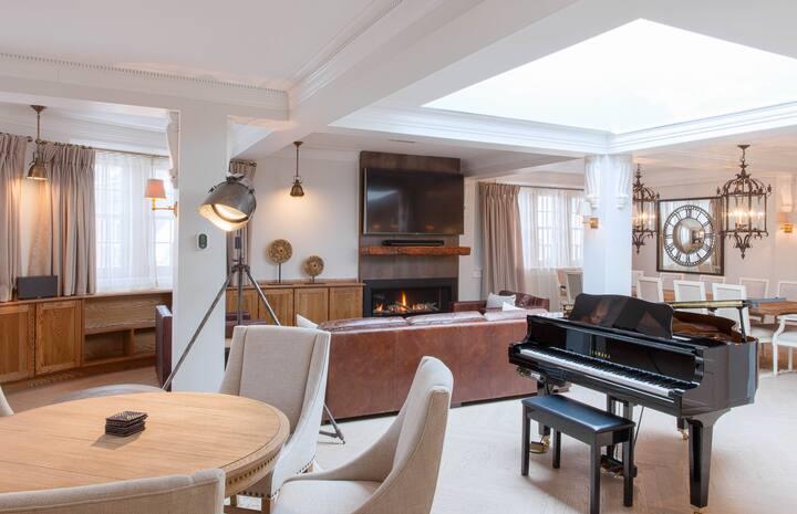 ♛ QC Most Luxurious Suite | Samuel De Champlain