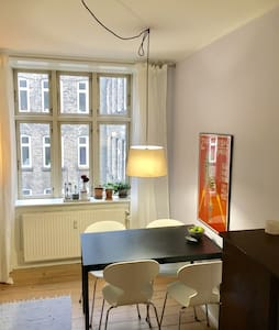 Cozy and bright apartment - København - Flat