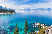 Visit beautiful Lake Tahoe where memories and adventure awaits.