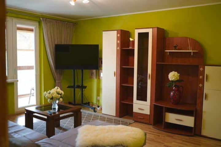 Your private apartment in Palanga