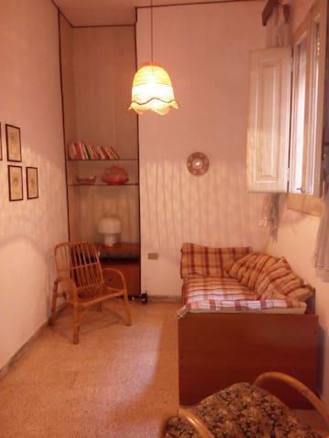 "Central, calm and ""snail"" house - Lecce - Apartamento"