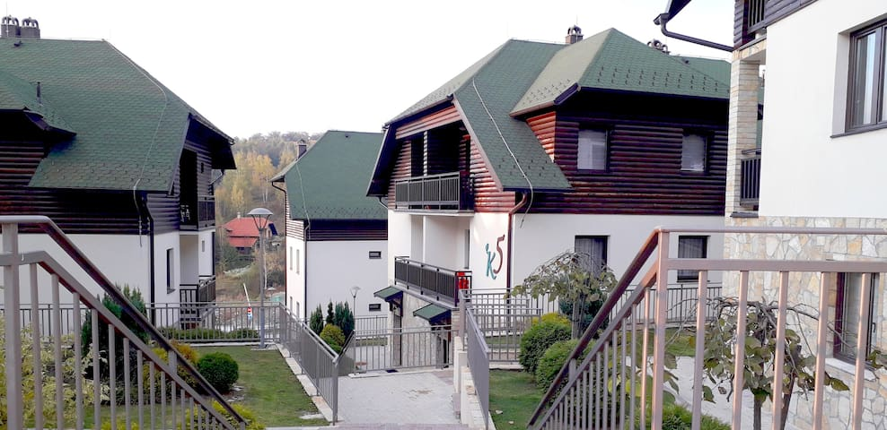 New LUX apartment in Resort at mountain Zlatibor