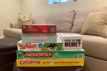 Plenty of games