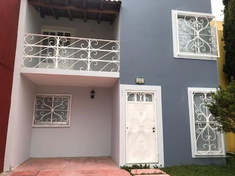 Casa en zona privada y exclusiva