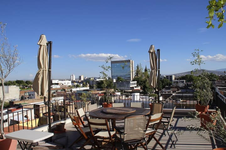 Habitación en Moderno Hotel - Mavi