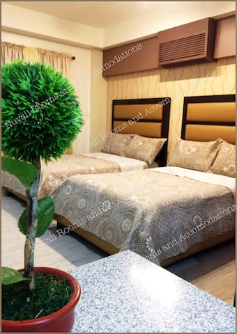 NUVALI Rooms and Accomodations (Unit 107)
