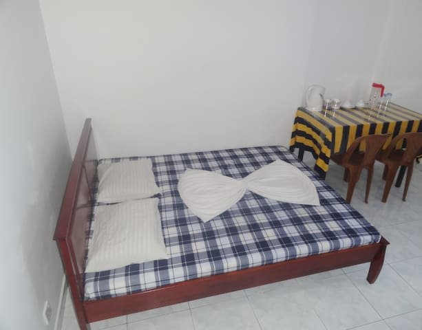 Standard Double room - Dehiwala-Mount Lavinia - Apartment